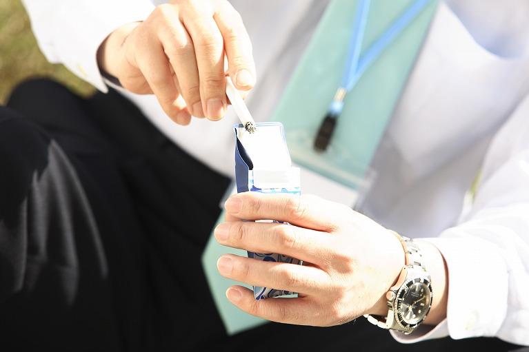開業以来、禁煙治療に力を入れています